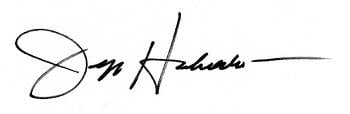 Signature - Jeffry Householder